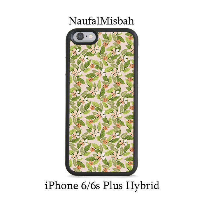 Leaves Pattern iPhone 6/6s PLUS HYBRID Case