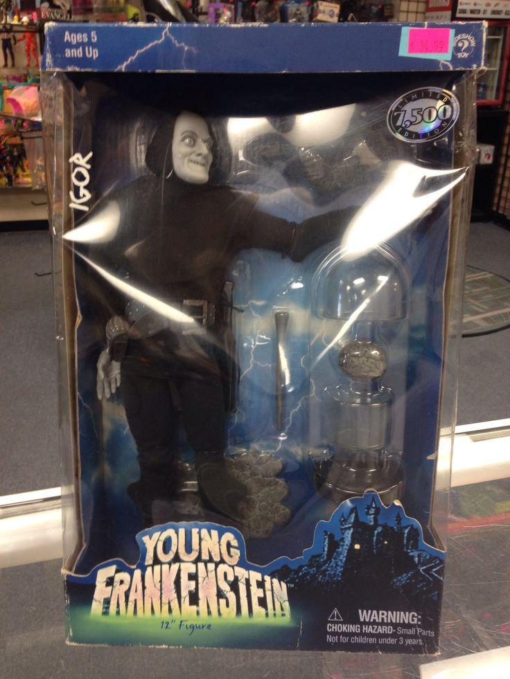 Sideshow Toys Young Frankenstein Igor