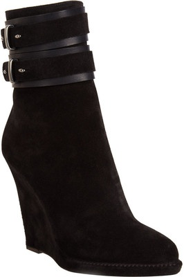 Givenchy Wedge Ankle Boot