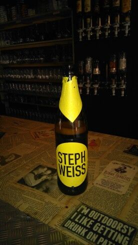 My favorite beer in the whole wide world German beer is the best