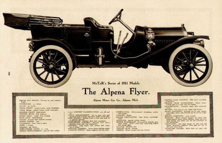 The Alpena Flyer! from Alpena, Michigan