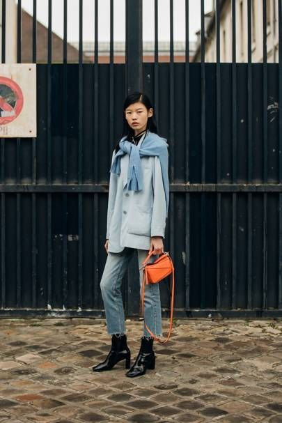 the best street style from paris fashion week street style rh pinterest com