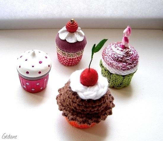 cool DIY cupcakes