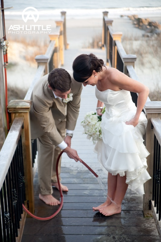 Love this picture of a Charleston Wedding