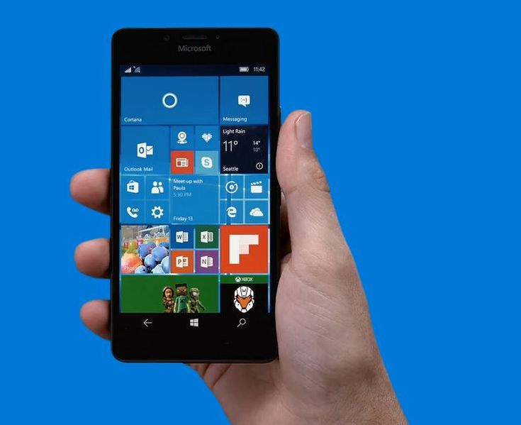Microsoft rolls out Windows 10 Mobile Anniversary Update