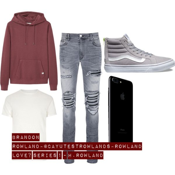 Brandon Rowland outfit :)