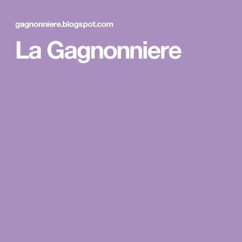 La Gagnonniere