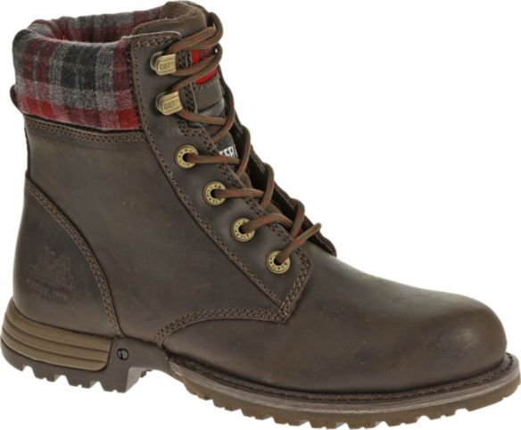 Caterpillar  				Kenzie Steel Toe Work Boot 			 				Kenzie Steel Toe Work Boot