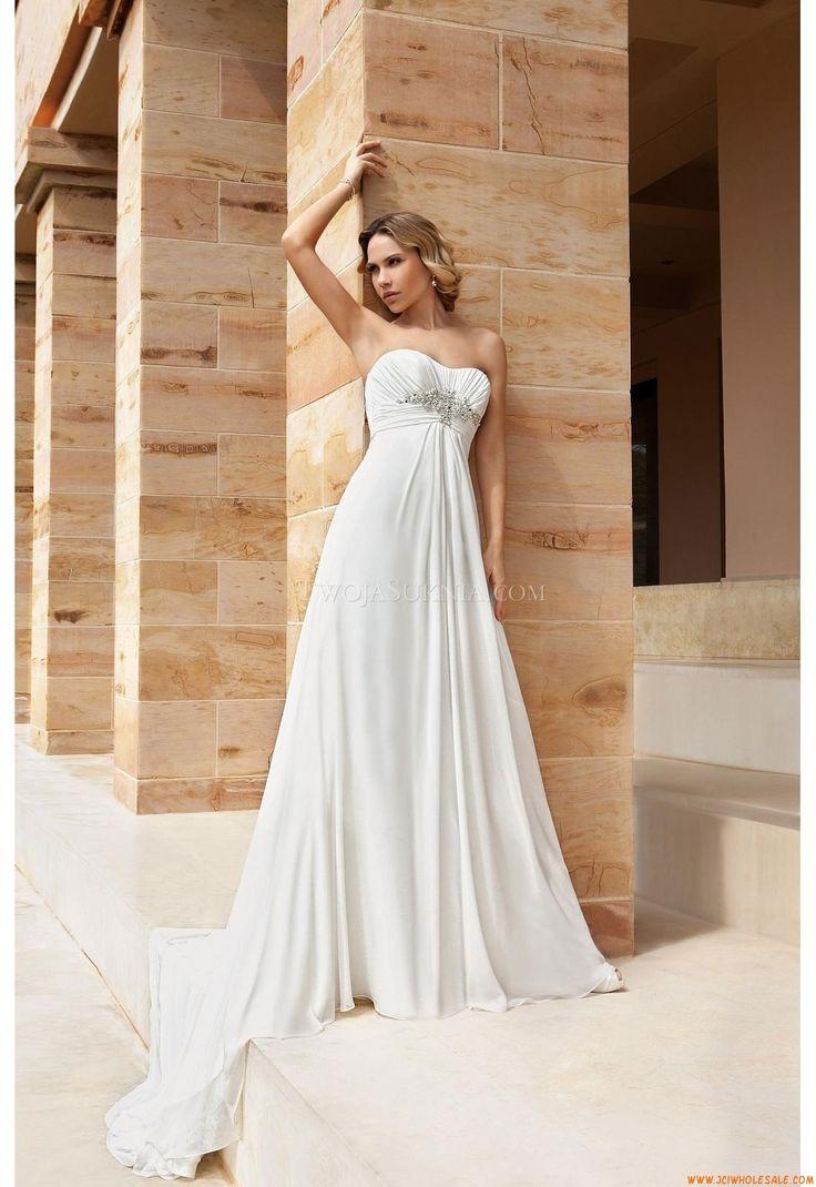 Robe de mariée Demetrios DR186 Romance