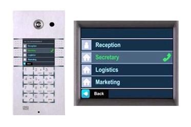 www.tiptel.nl - 2N® Helios IP Vario 3x2 button, keypad, cam, display