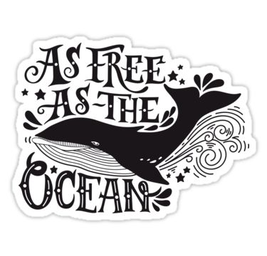 As free as the ocean by julia henze