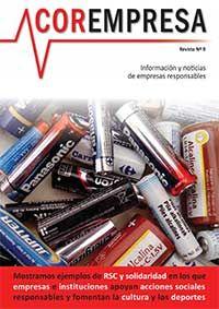 Corempresa Nº 9  Revista sobre mecenazgo, filantropía, patrocinio y responsabilidad empresarial