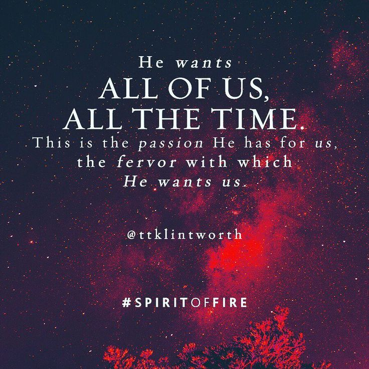 God. Wants. You. He does, dear friend, so desperately. And, He not only wants you to love and enjoy you but He wants to use you for His glory #inhisname #inhisword #gospeltruth #spiritoffire