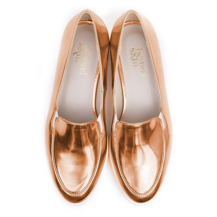 Womens Flat Ethical Leather Shoes