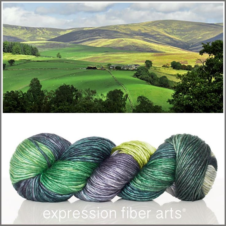 Expression Fiber Arts, Inc. - ON THE MOORS SUPERWASH MERINO SILK PEARLESCENT WORSTED YARN, $30.00 (http://www.expressionfiberarts.com/products/on-the-moors-superwash-merino-silk-pearlescent-worsted.html)