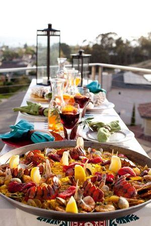 Paella Party! - San Diego Magazine - August 2011 - San Diego, California