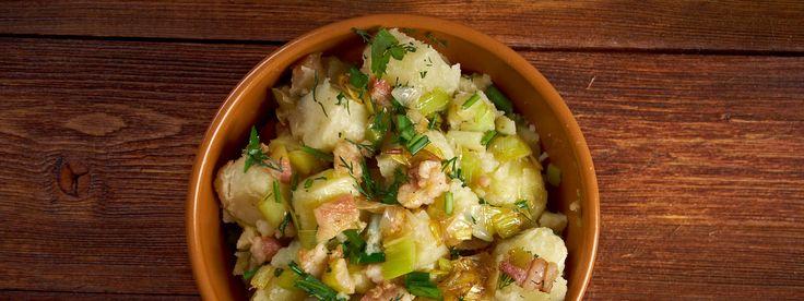 Loaded Smoke Roasted Potato Salad
