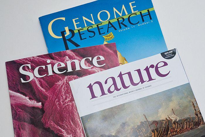 O que as revistas científicas publicam é de confiança