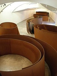 Richard Serra's A Matter of Time at the Guggenheim in Bilbao.  A must revisit.