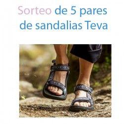 Sorteo de 5 pares de sandalias Teva ^_^ http://www.pintalabios.info/es/sorteos-de-moda/view/es/4885 #ESP #Sorteo #Calzado