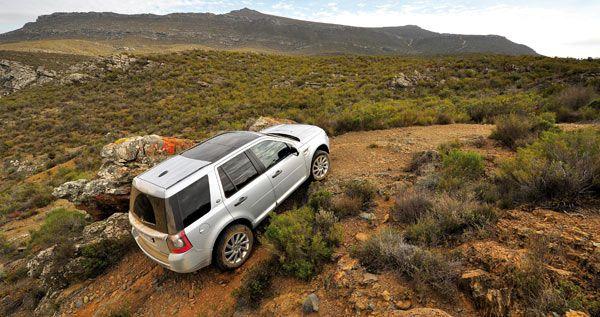 Land Rover Freelander 2 SD4 HSE