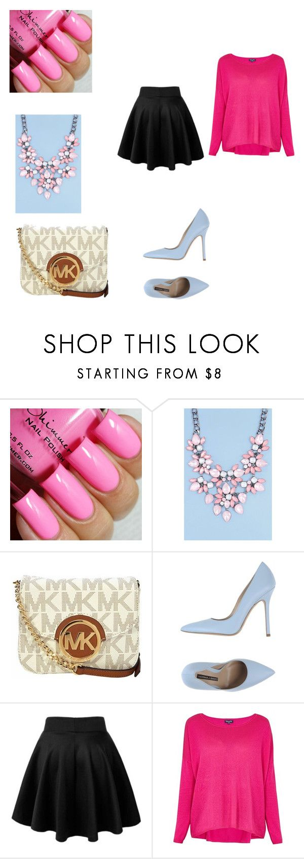 """Career Ready"" by diovion-doakes on Polyvore featuring Boohoo, Michael Kors, Norma J.Baker, Splendid, women's clothing, women's fashion, women, female, woman and misses"