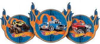"""Résultat de recherche d'images pour """"kit hot wheels decoracion cumpleaños"""""""