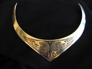 Celtic Collar