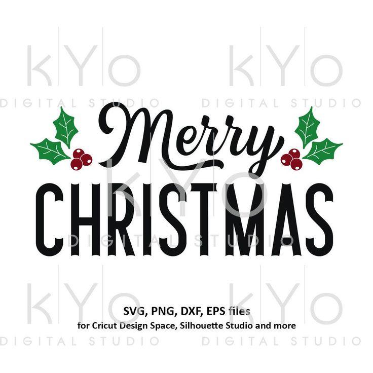 Download Merry Christmas svg Christmas card design svg Christmas ...