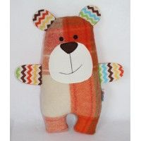 Ahhhh how cute is Blanket Bear!!! Love this from Night Owl Creations!