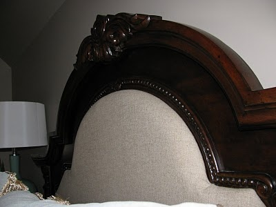 1000 Images About Reupholster Leather Headboard On