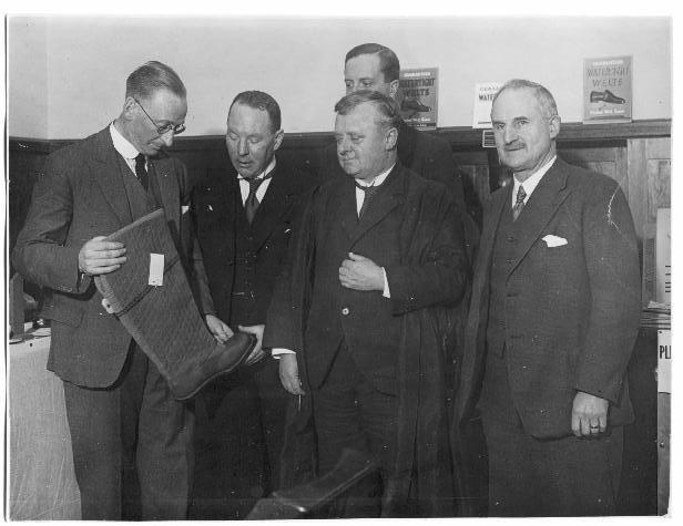 Blakeman, Bordoli and others by University of Northampton Archive, via Flickr