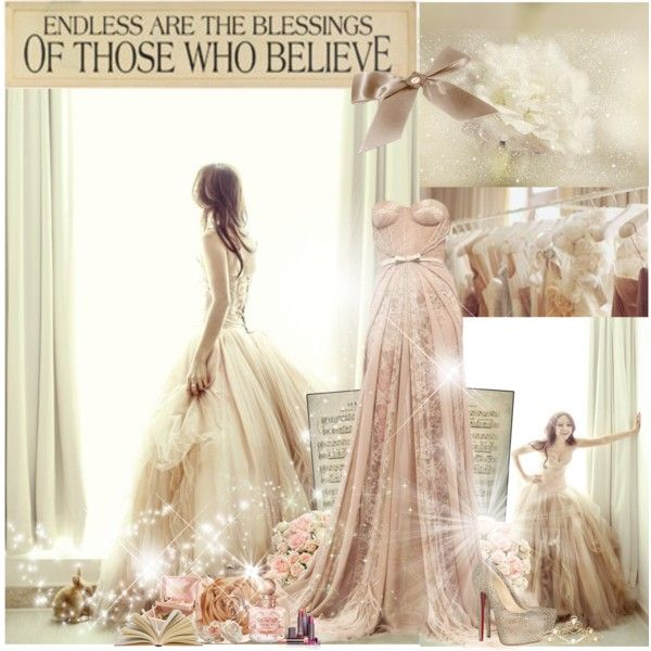 """""""Endless are the blessings of those who believe ..."""" by nina1596 on Polyvore"""