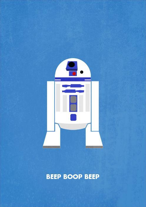 postersMinimalist Posters, Posters Design, Star Wars, Stars Wars, Wars Minimal, Boys Room, Beep Boop, Boop Beep, Starwars