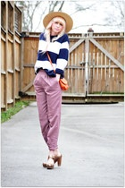 love the stripes!
