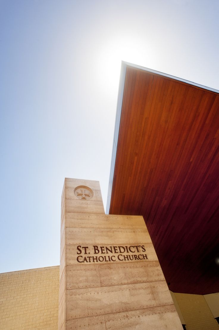St Benedict's Catholic church Applecross Perth. Photography by DeRay & Simcoe.