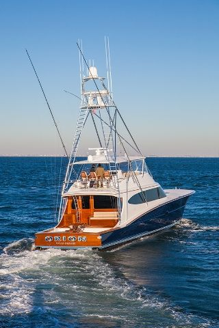 B16: 84' Orion - Bayliss Boatworks