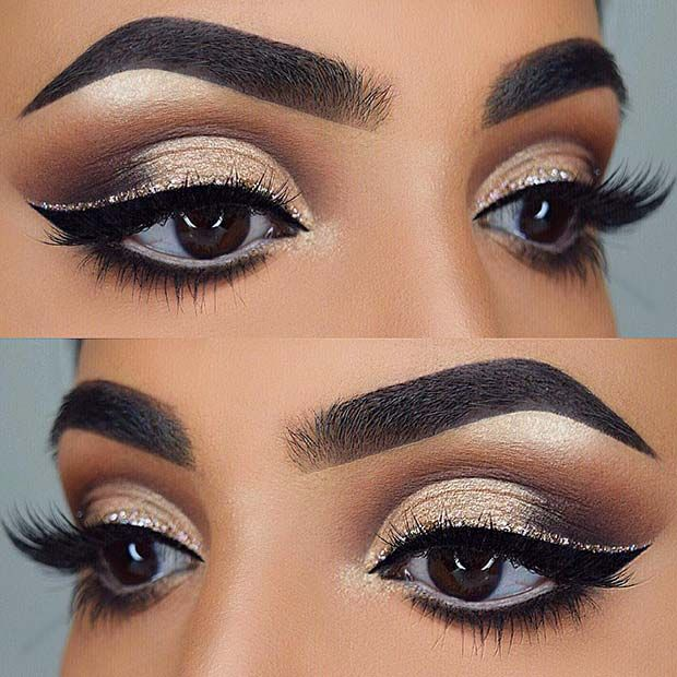 23 stunning make-up ideas for fall and winter