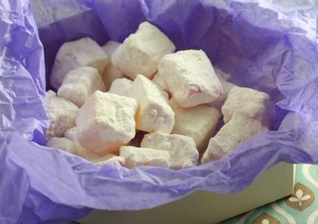 Turkish Delight (Chronicles of Narnia)...so glad that this exists!!! :)