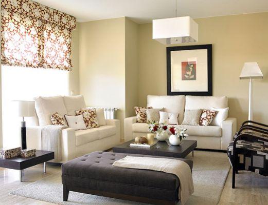 17 mejores ideas sobre salas de estar pequeñas en pinterest ...