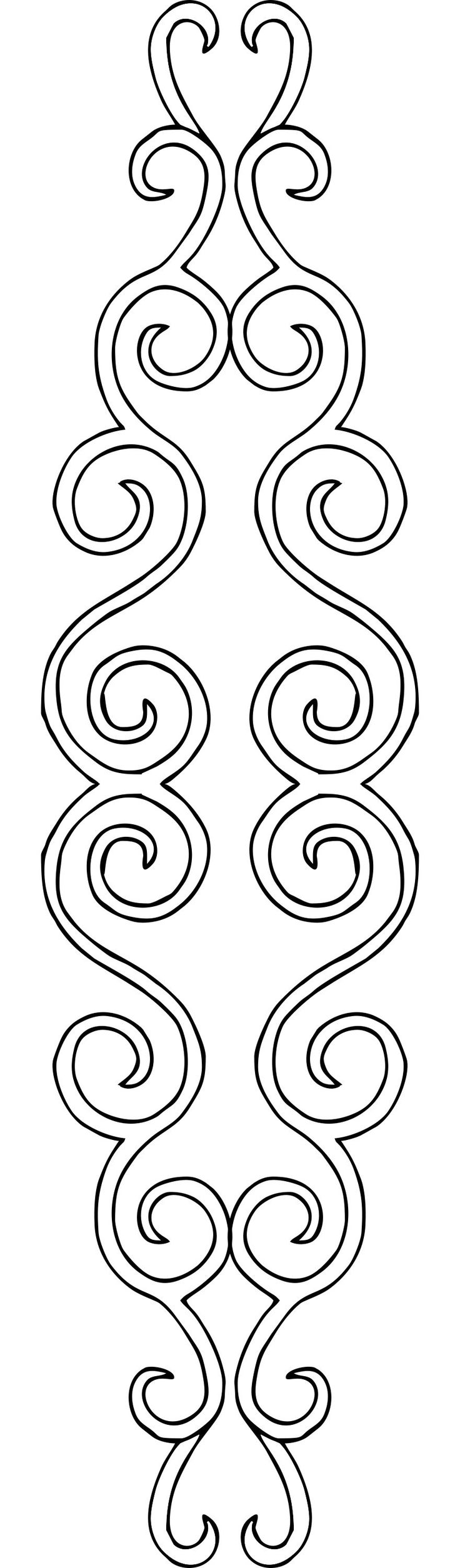 motivo rectangular Más
