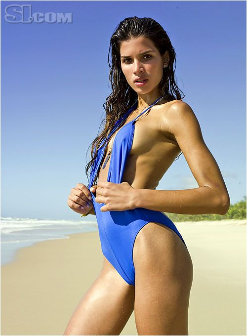 Raica Oliveira - Sports Illustrated Swimsuit 2007 Location: Ilheus, Bahia, Brazil, Txai Resort Photographed by: J.R. Duran Collection: Rookies