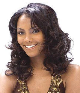 Hair Extension Hairstyles and Information: How to do a full sew-in ...