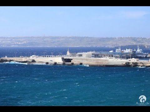 Malta: Ferry to Gozo