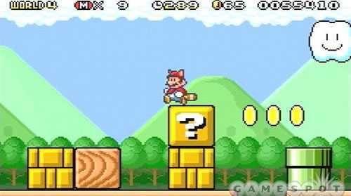 Jogos online do Mario