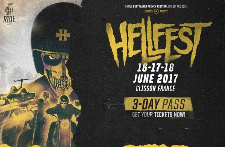 Et c'est parti pour 3 jours de musique au Hellfest !  Le plus grand festival de métal d'Europe débute aujourd'hui à Clisson, et accueillera sur ses 6 scènes plus de 130 groupes notamment Aerosmith, Deep Purple ou encore Linkin Park pour les plus connus. C'est jusqu'au 18 Juin, et ça va rocker !  L'hôtel La Pérouse à Nantes se situe à 40 minutes de voiture du festival.