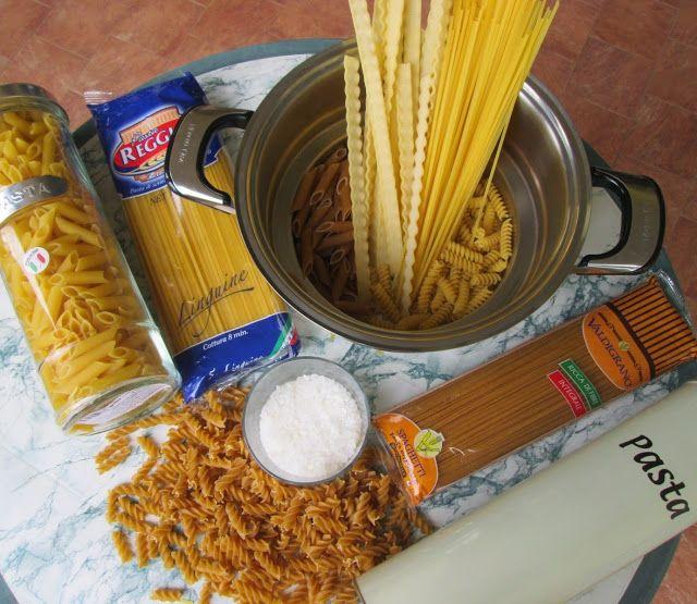 Culinaria  direto da Italia: 10 dicas para obter um macarrão deliciozo