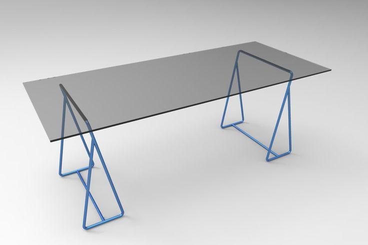 studio oort - product design - trestle - www.studiooort.de