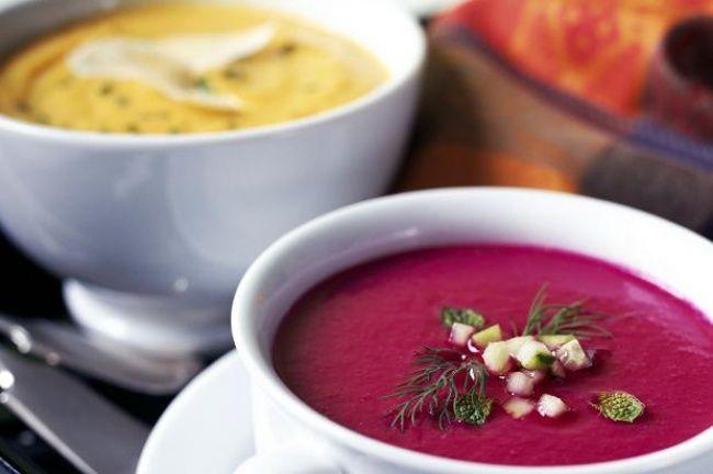 Крем-суп из свеклы 10вкуснейших крем-супов совсего мира