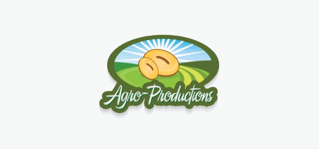 Africa Agro Productions Logo Design : Logo Designs by LDW : Pinterest